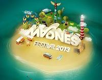 madnes festival website klein