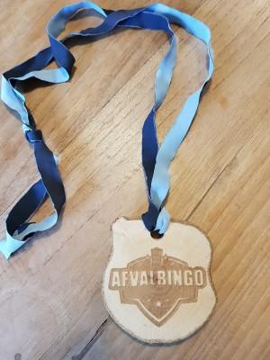 afvalbingo medaille